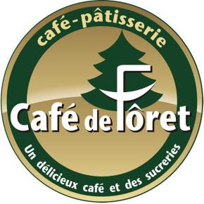 カフェ・ド・フォーレ ロゴ
