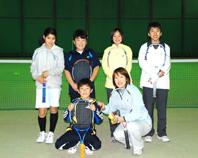 フォレストテニス